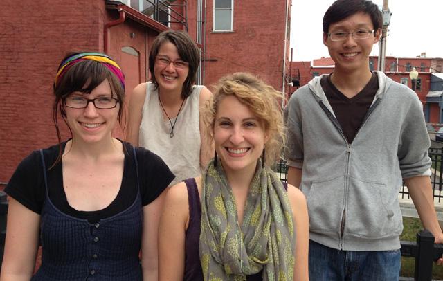 2013 summer interns
