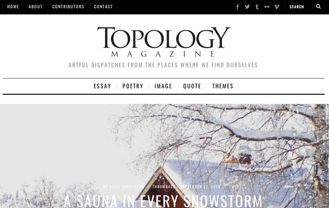 Topology launch
