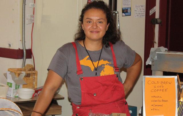 Becoming rooted: Mariana Perez' reflection